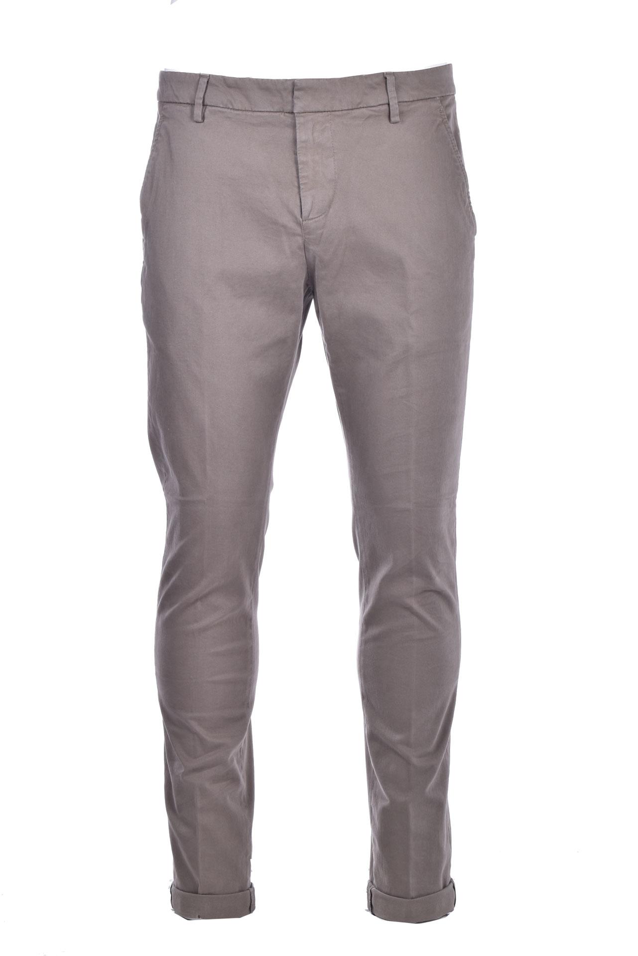 Pantalone chino slim in gabardin DONDUP | Pantaloni | UP235GSE043PTDDU636U