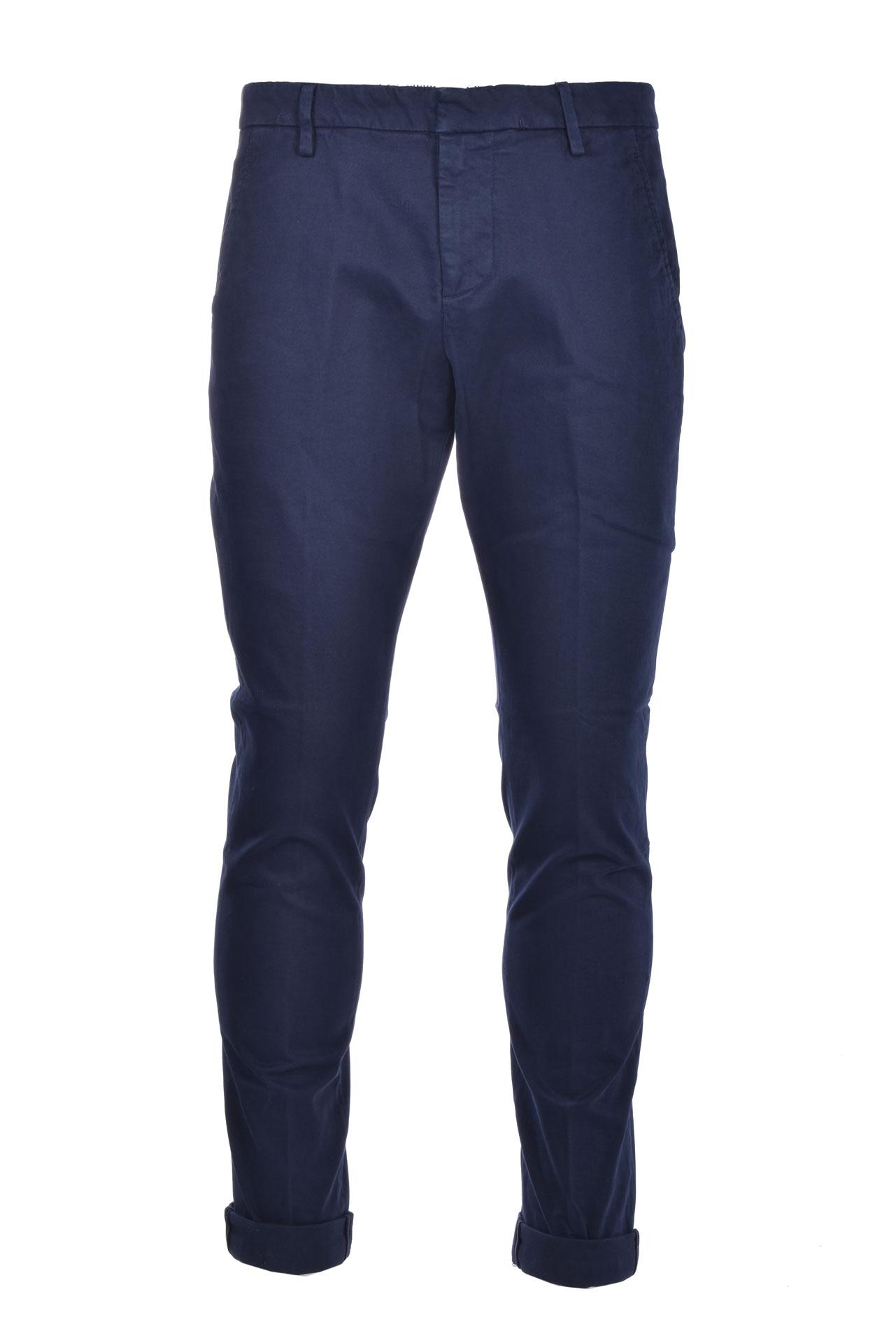 Pantalone chino slim in gabardin DONDUP | Pantaloni | UP235GSE043PTDDU890U