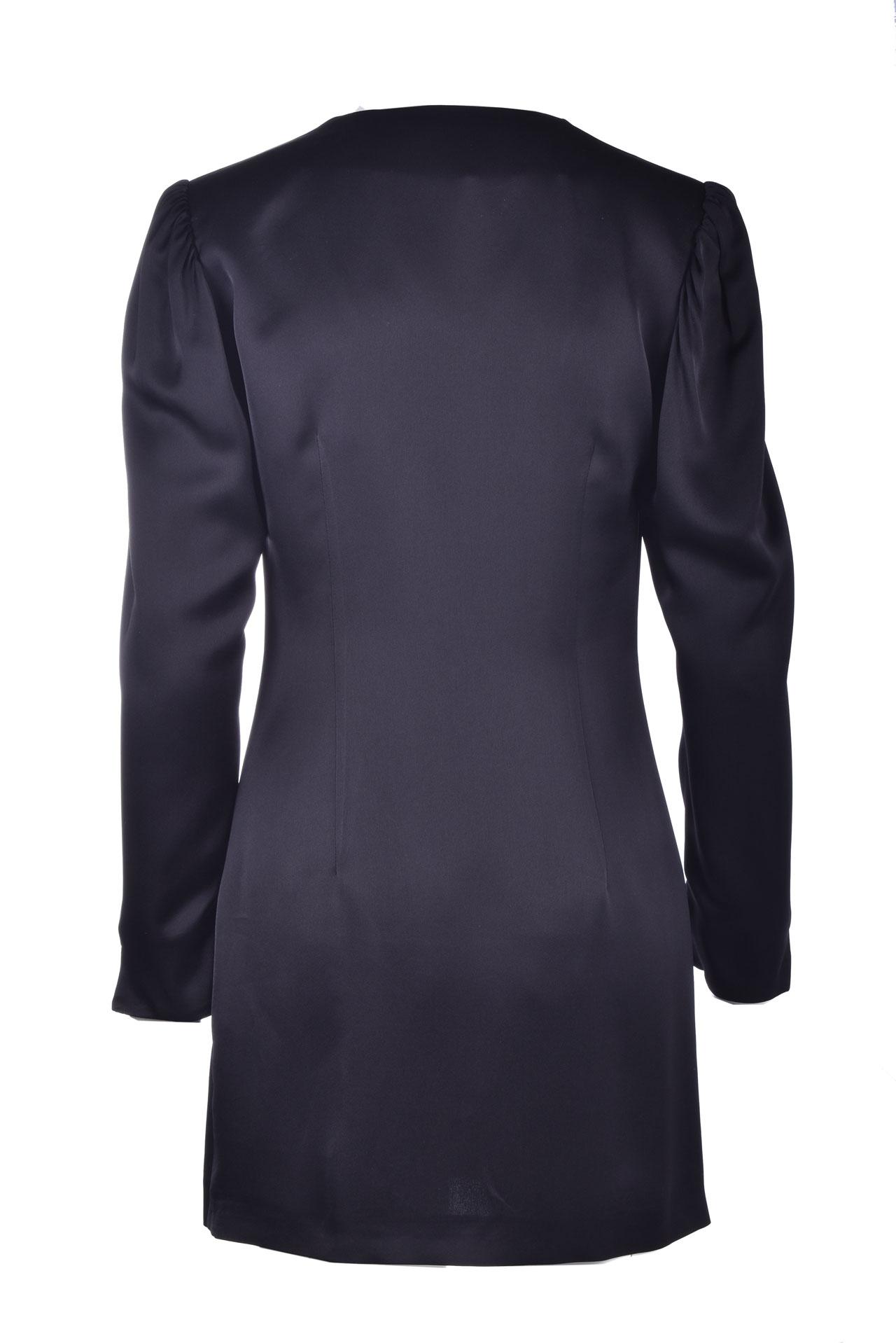 Short black dress with straps JUCCA   Dresses   J3217032003