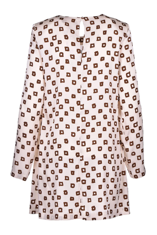 Mini dress with square print straps JUCCA | Dresses | J3217046317