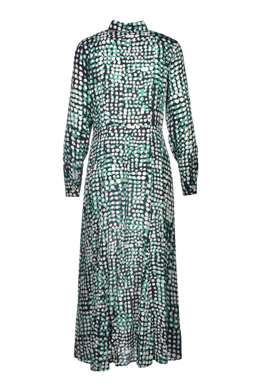 Long shirt dress with polka dots JUCCA | Dresses | J32170591674