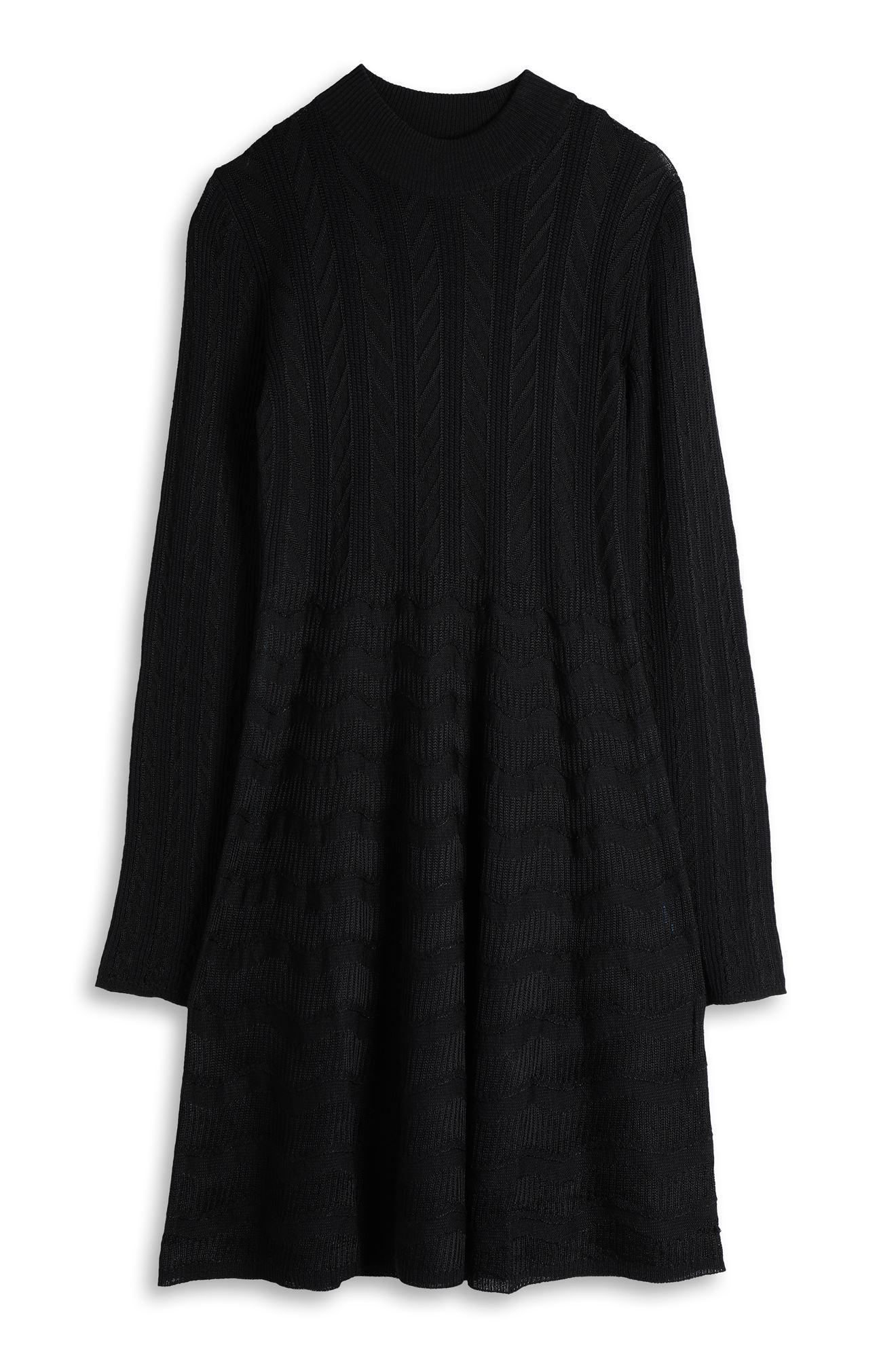 Abito in maglia black beauty M MISSONI | Vestiti | 2DG00495/2K007893911