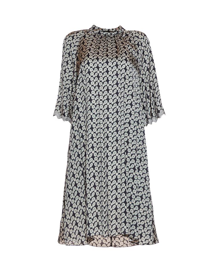 Short dress with collar MANILA GRACE | Dresses | A034VPMD896