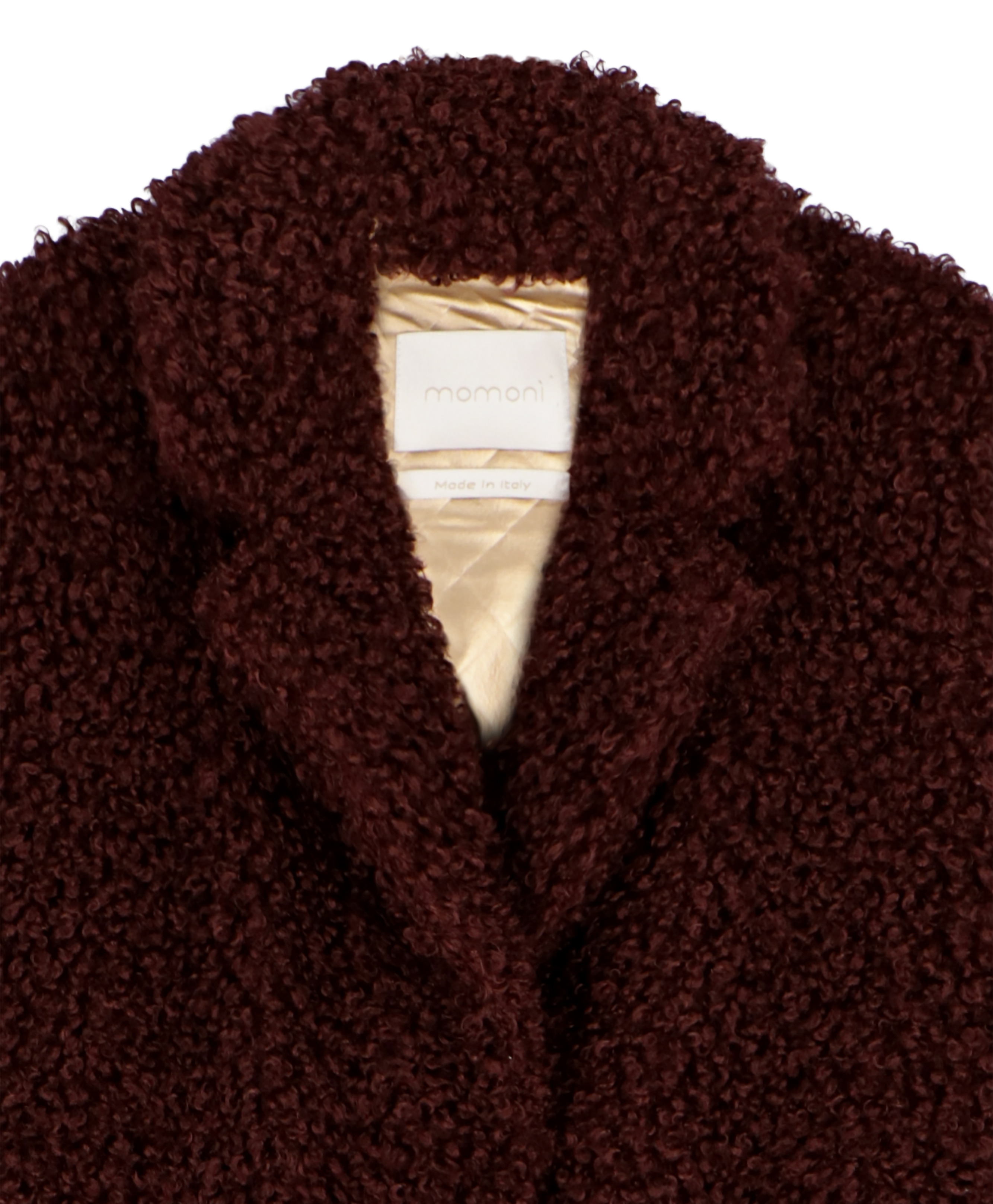 meret Cappotto in eco pelliccia MOMONI | Cappotti | MOCO0150380