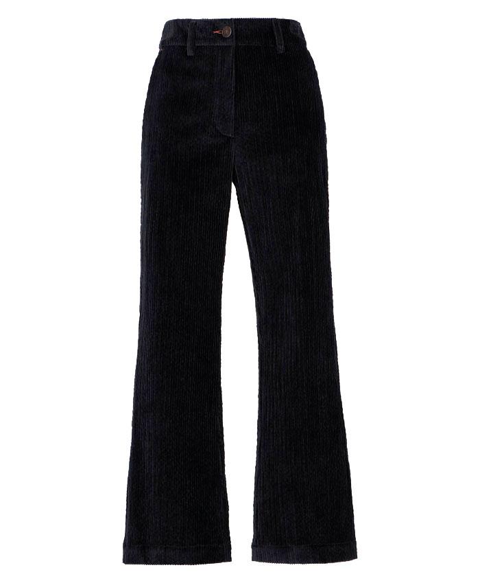Indra stretch corduroy trousers MOMONI | Trousers | MOPA0130990