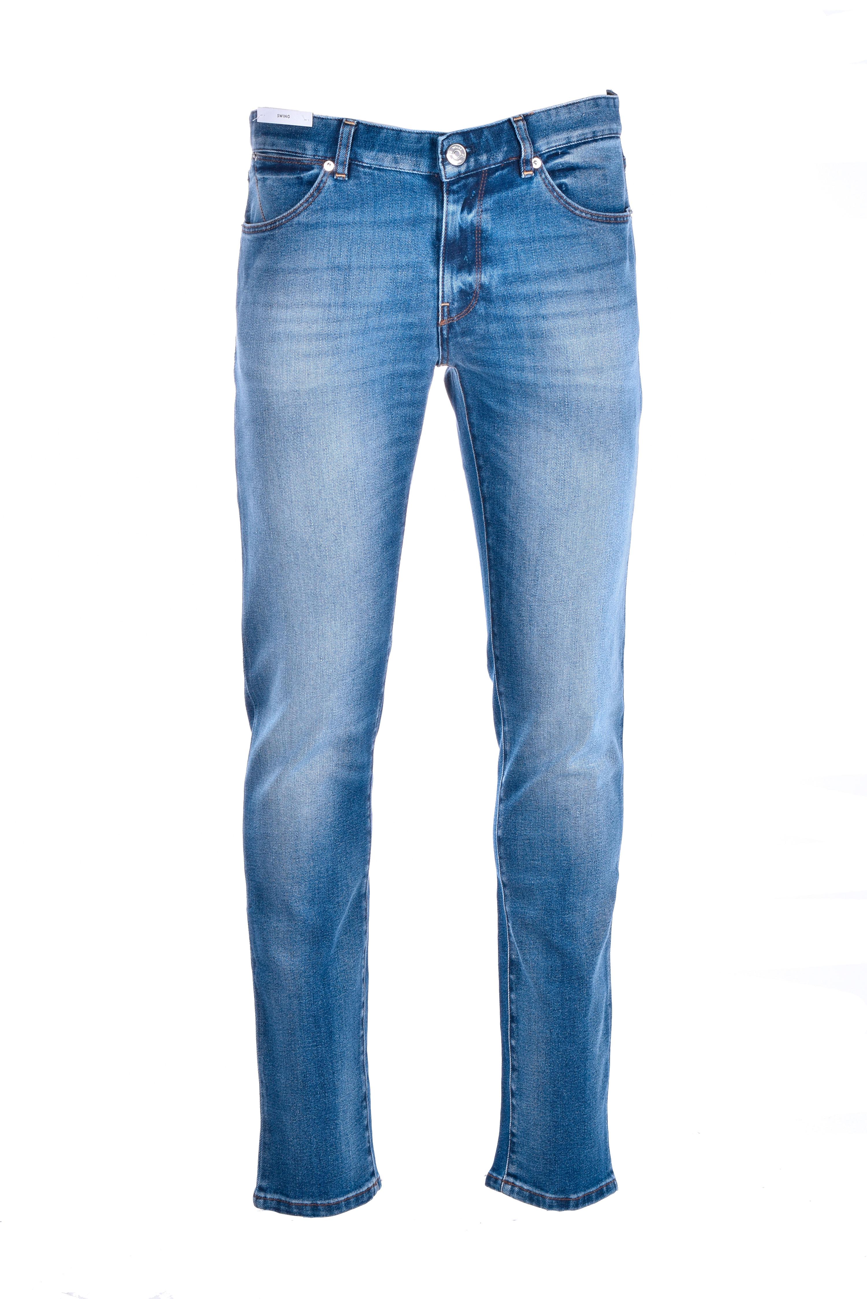 Denim Swing super slim chiaro PT TORINO | Jeans | C5-DJ05Z10BAS-TX22ME10