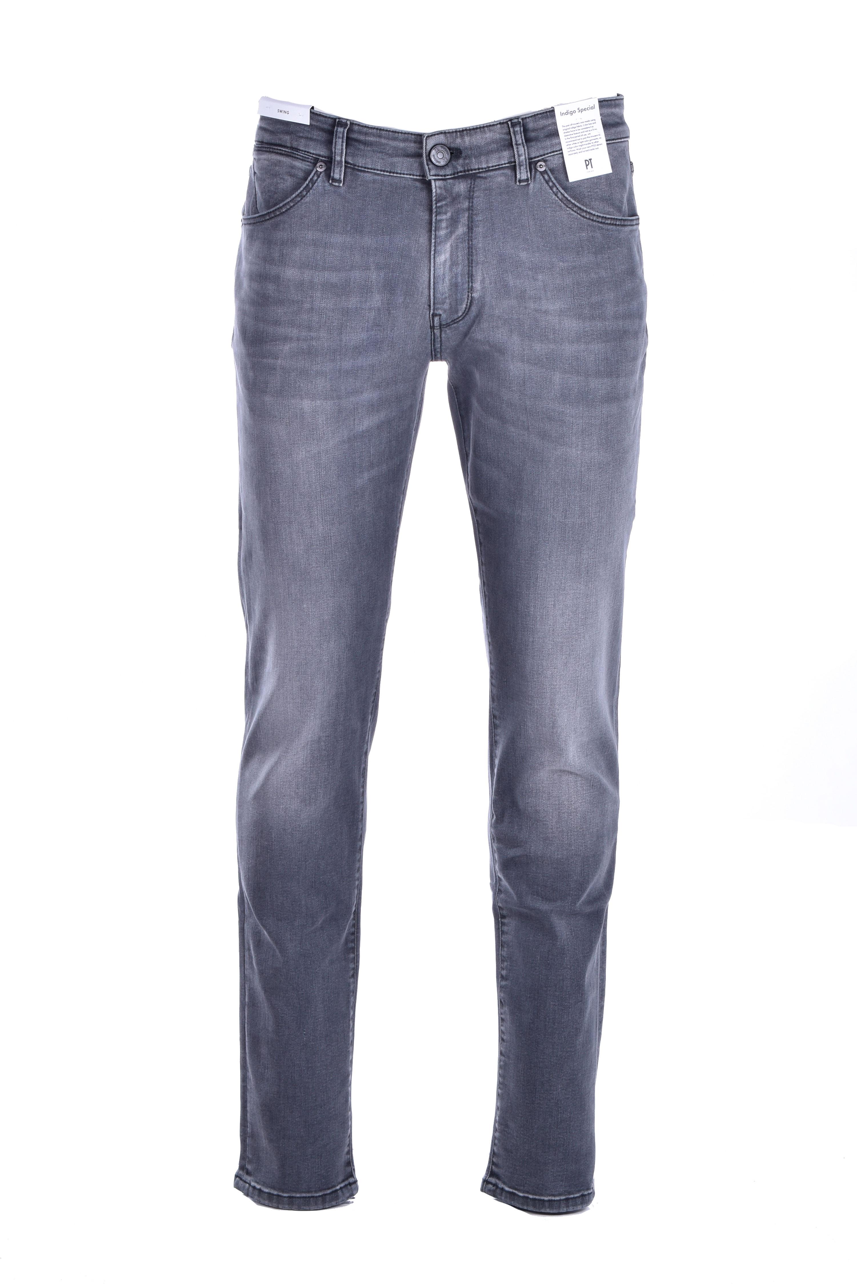 Super slim gray Swing denim PT TORINO | Jeans | C5-DJ05Z20MIN-OA31DK54