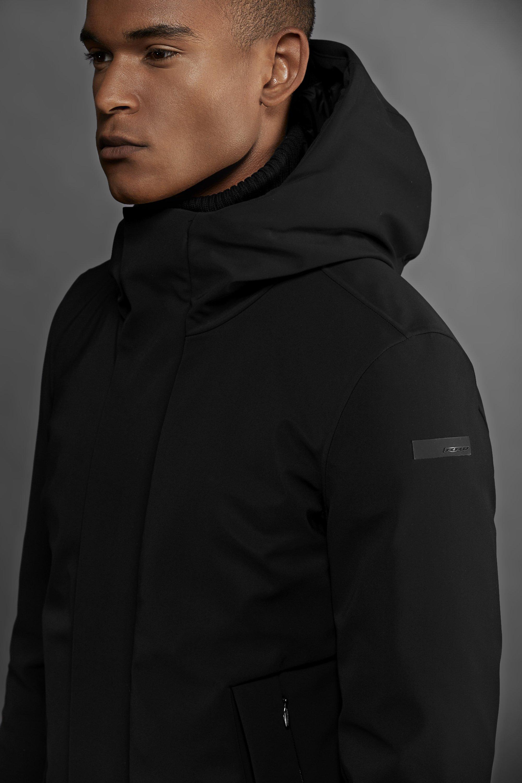 Winter Eskimo Parka in technical fabric RRD | Overcoat | 2000210