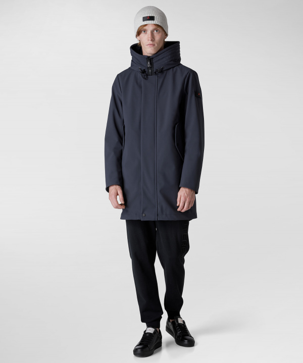 Three-layer fabric parka PEUTEREY | Overcoat | PEU4113215