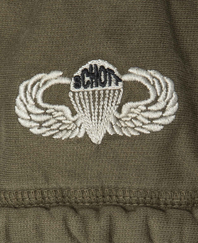 Felpa militare con cappuccio SCHOTT N.Y.C | Felpe | SWMALONE2KHAKI