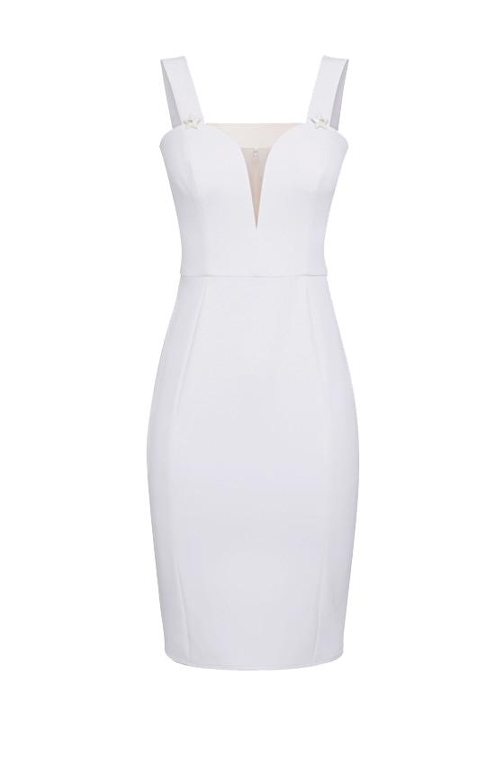 Sheath dress. ElisabettaFranchi ELISABETTA FRANCHI   Dresses   AB66791E2360
