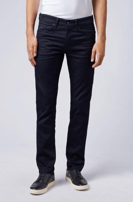 Slim fit jeans in fine Italian denim BOSS   Jeans   50302744410