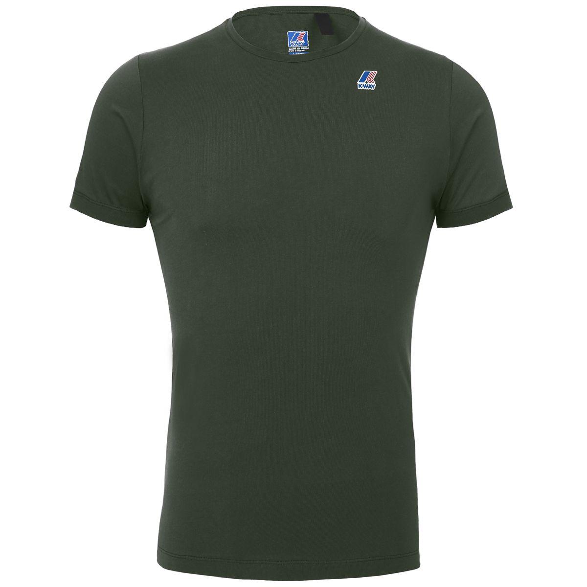 LE VRAI EDOUARD T-SHIRT. K-WAY K-WAY | T-shirts | K007JE0890