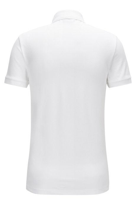 Polo passenger - white BOSS | Polo Shirts | 50378334100
