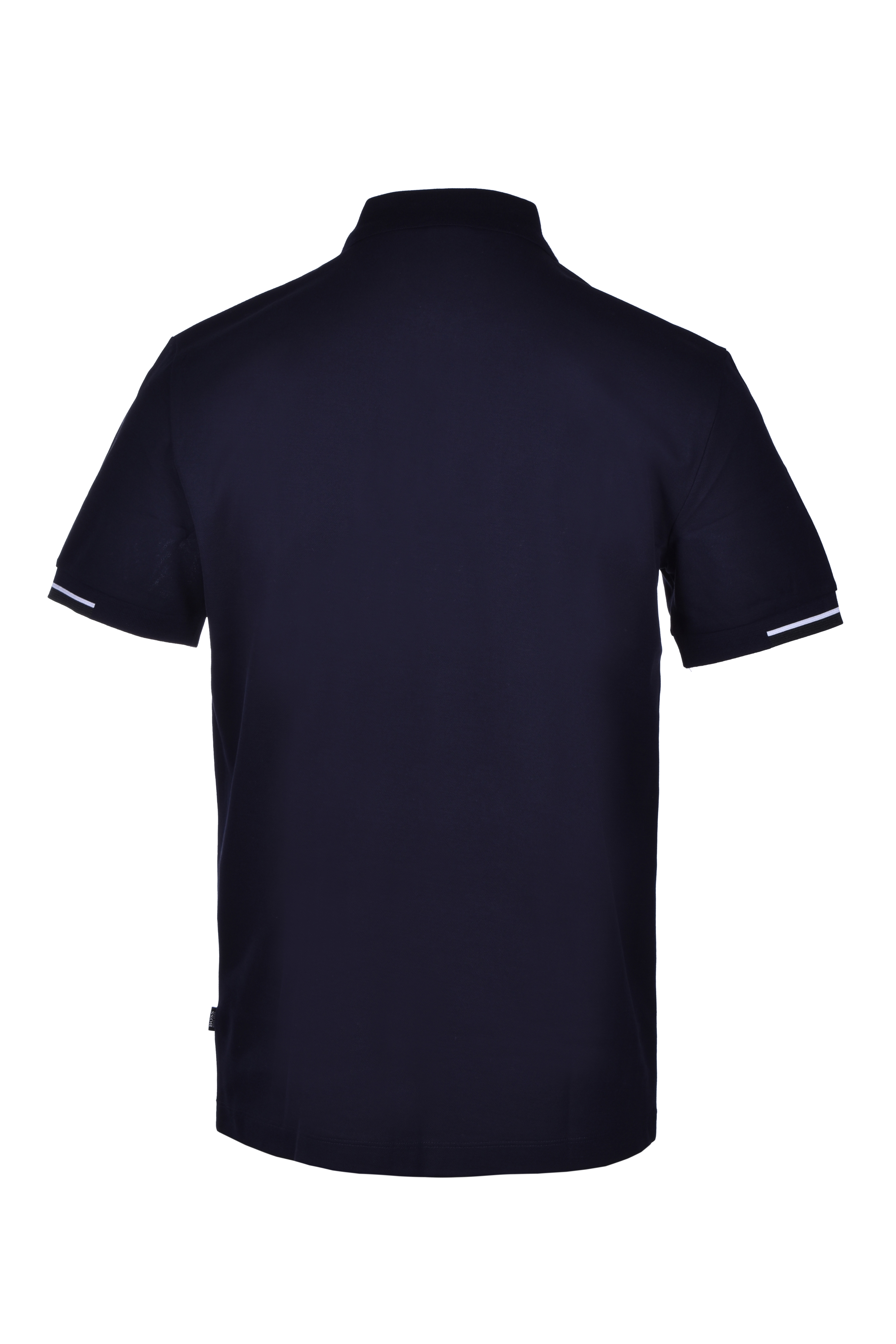 polo paddy Regular-fit with colour-blocking - dark blue BOSS | Polo Shirts | 50423201402