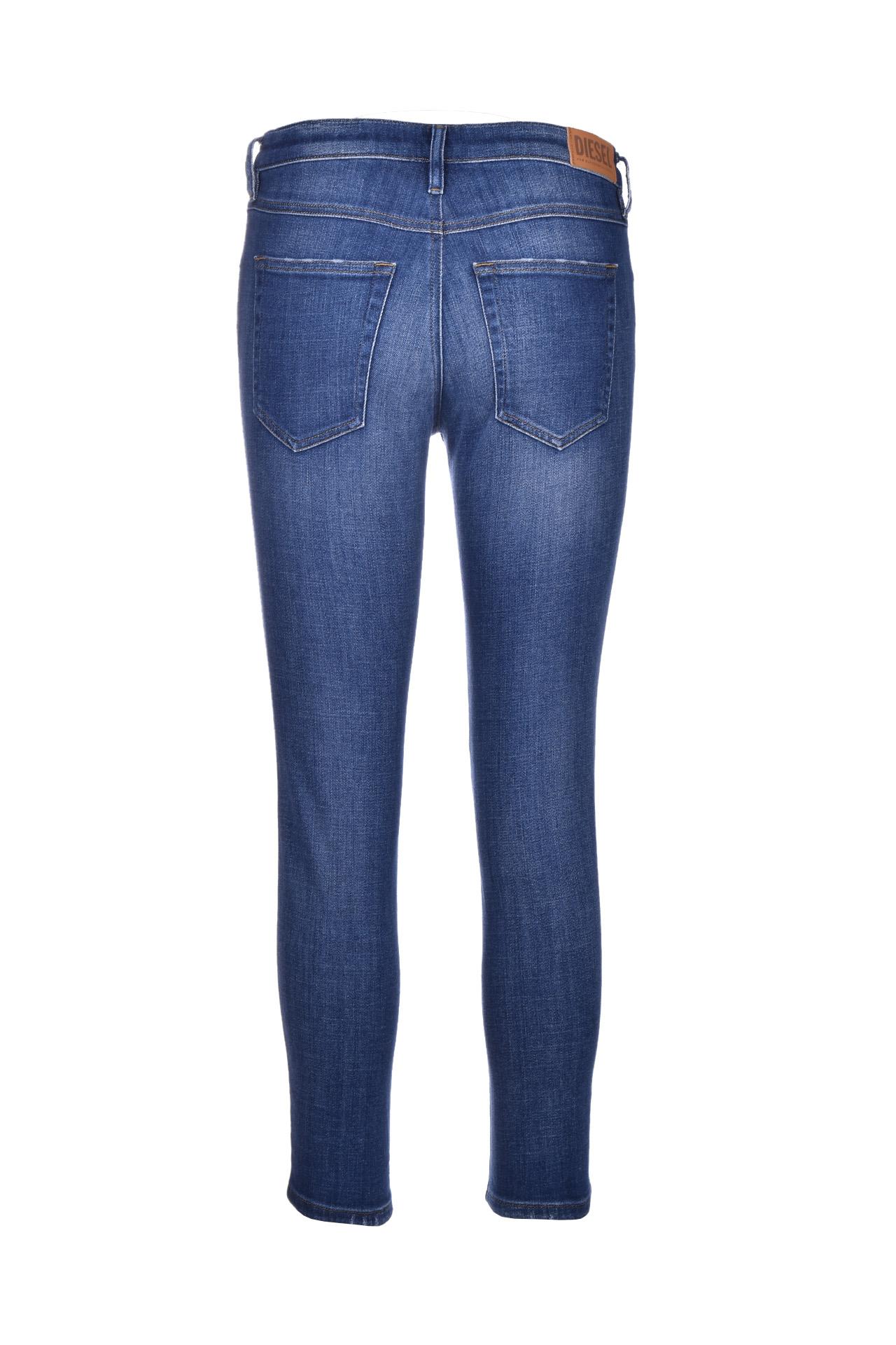 jeans babhila slim - blu medio DIESEL | Pantaloni | 00S7LX 0098Z01
