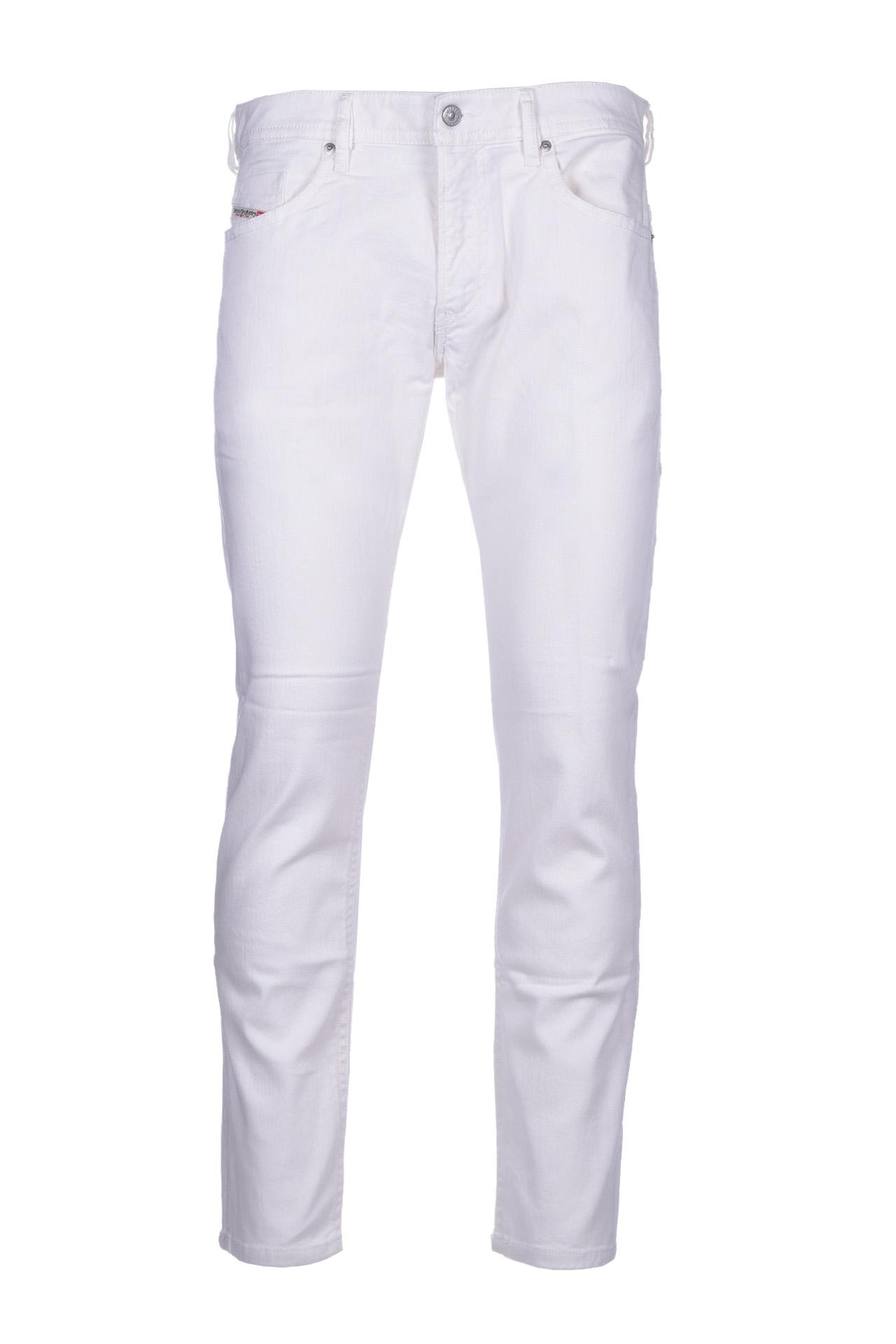 Jeans thommer-x - Bianco DIESEL | Pantaloni | 00SB6C 069JU100