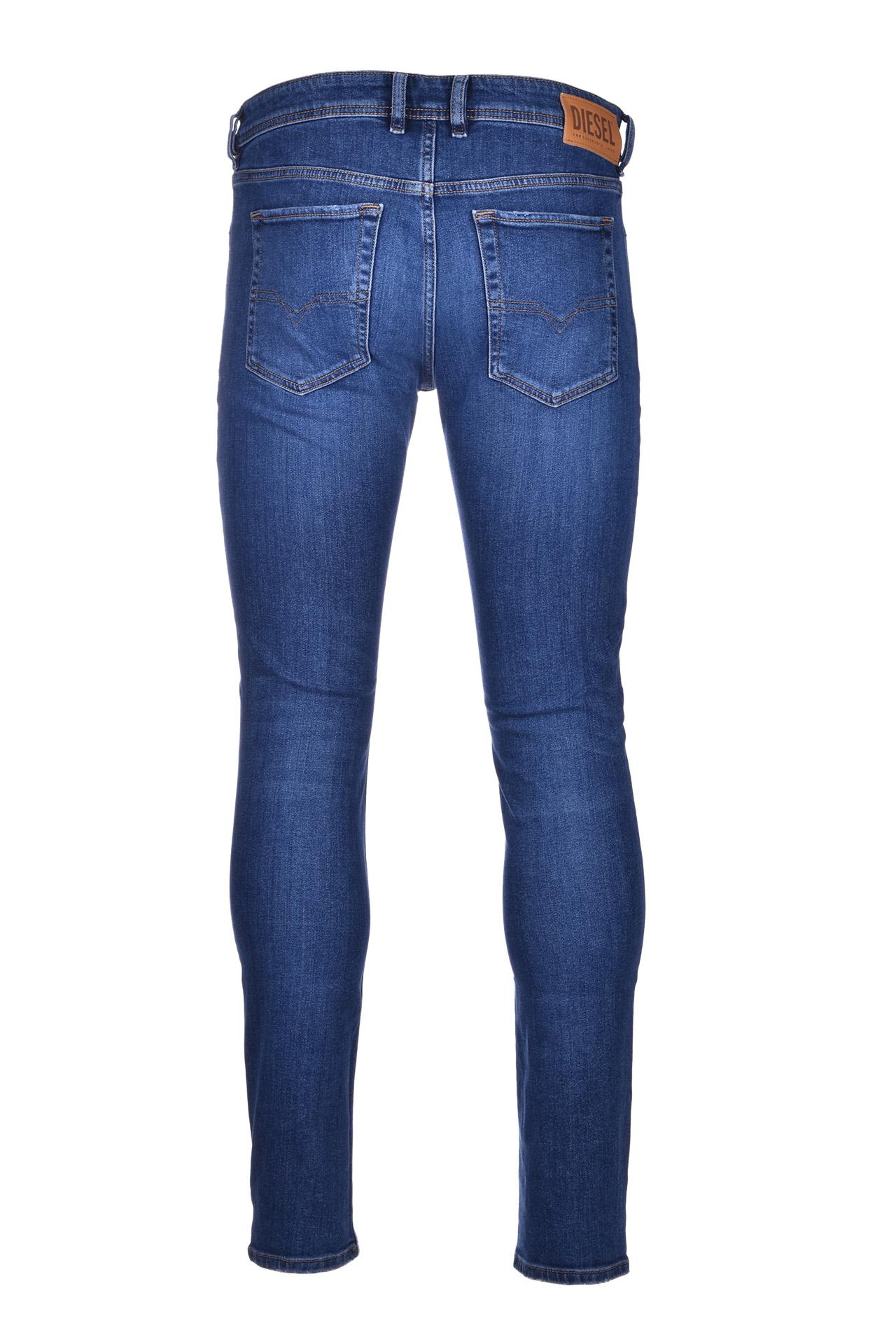 jeans sleenker-x l.30 - blu scuro DIESEL | Jeans | 00SWJE 0097T01