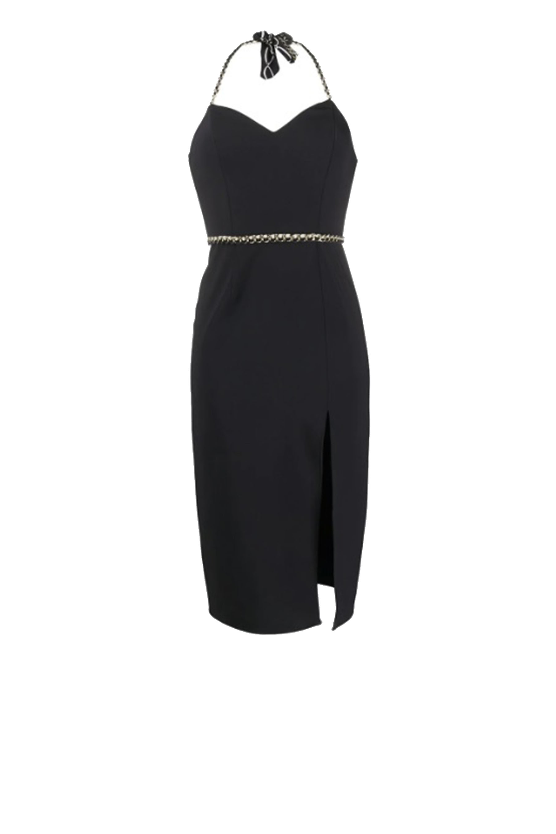 Sleeveless pencil dress ELISABETTA FRANCHI | Dresses | AB18101E2110