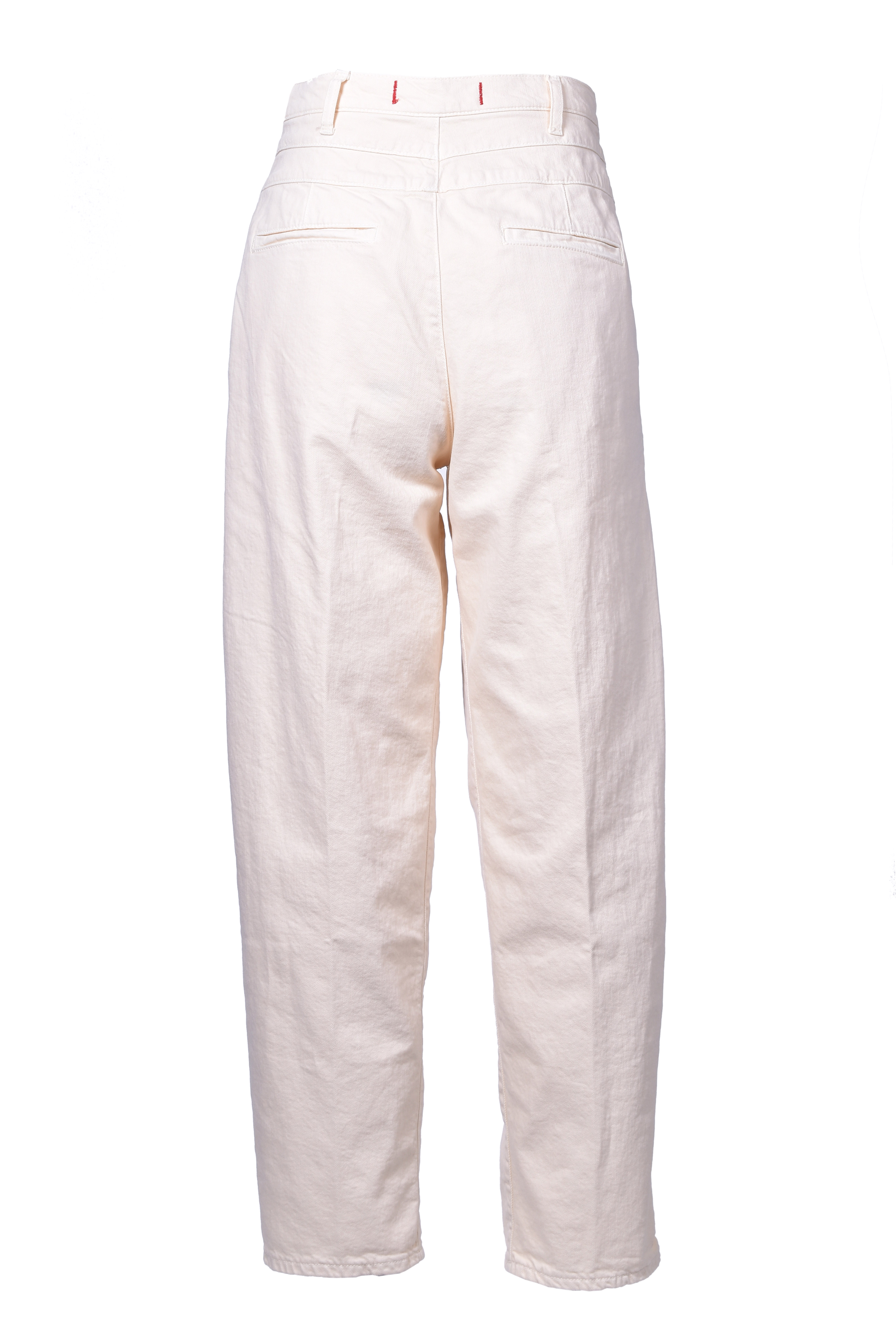 High waist trousers with double button - Banana JUCCA | Pants | J31140161634
