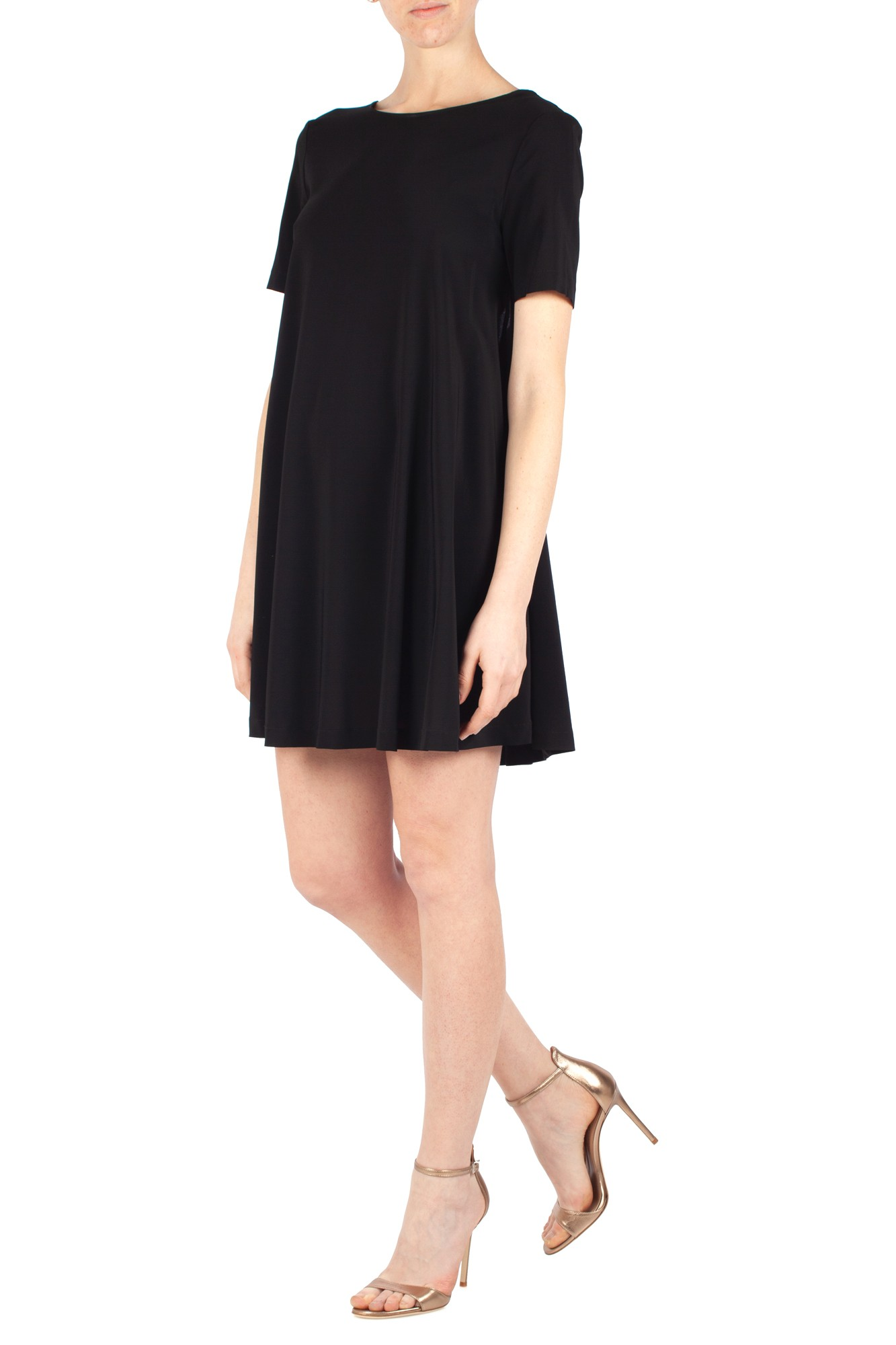 Short black dress - black JUCCA | Dresses | J3117011003