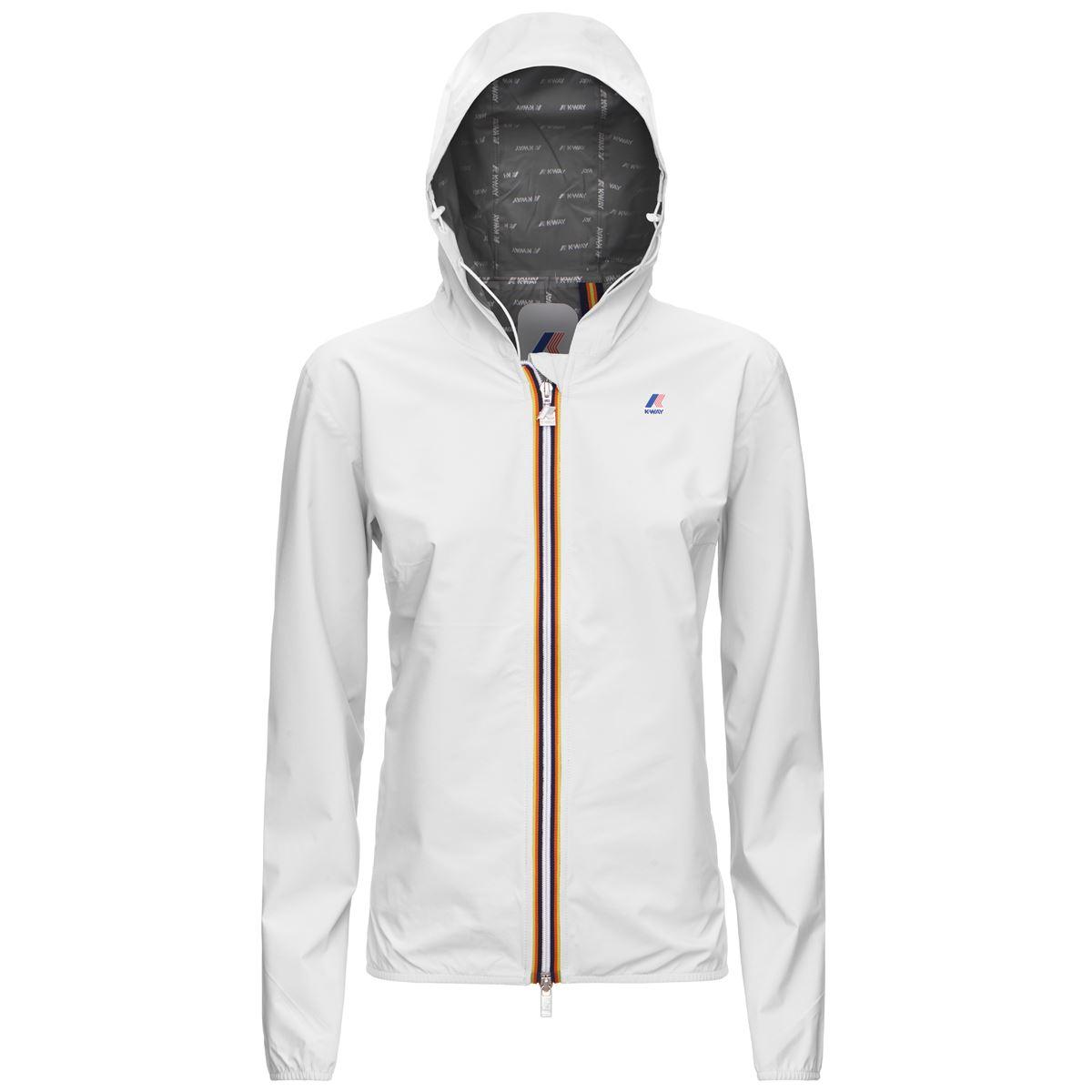 LIL STRETCH DOT - white K-WAY | Jackets | K00BDK0001