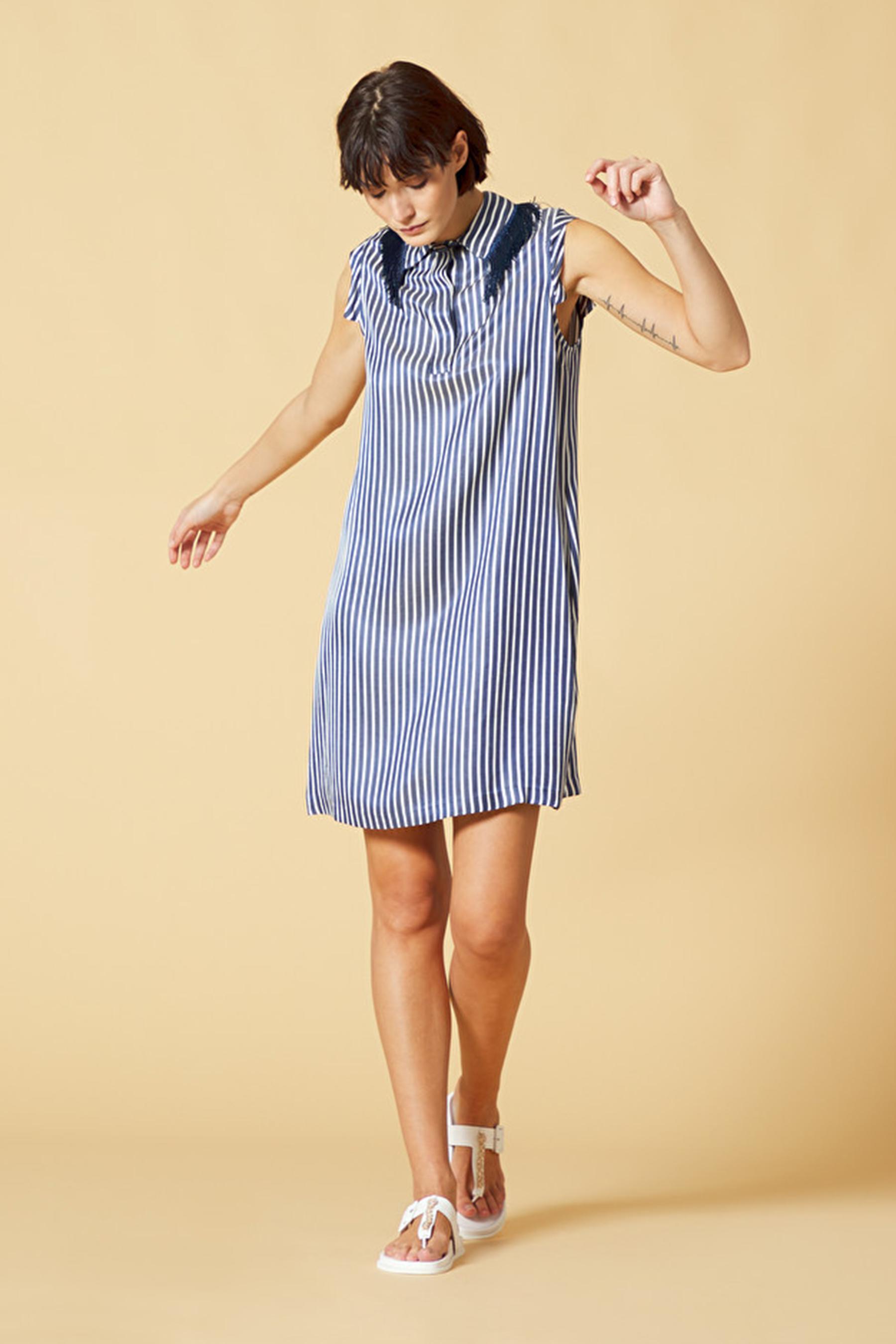 Flared dress MANILA GRACE |  | A494VIMD876