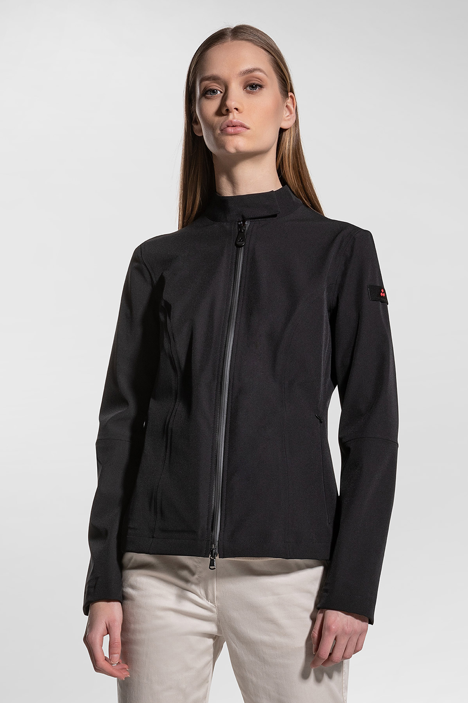 Bomber jacket with three-layer  PEUTEREY | Jackets | PED3555NER