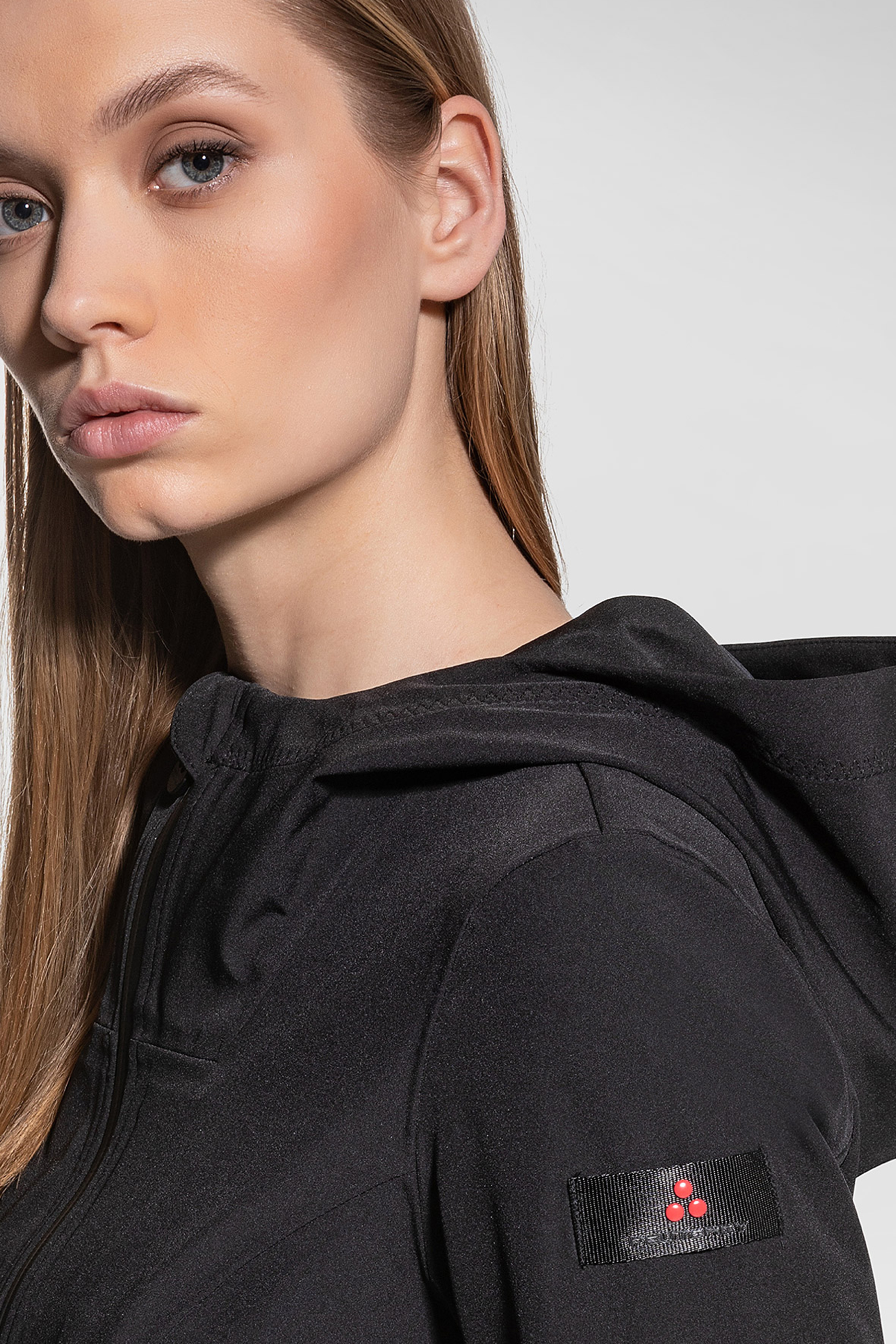 Sweatshirt in coupled fabric PEUTEREY |  | PED3556NER