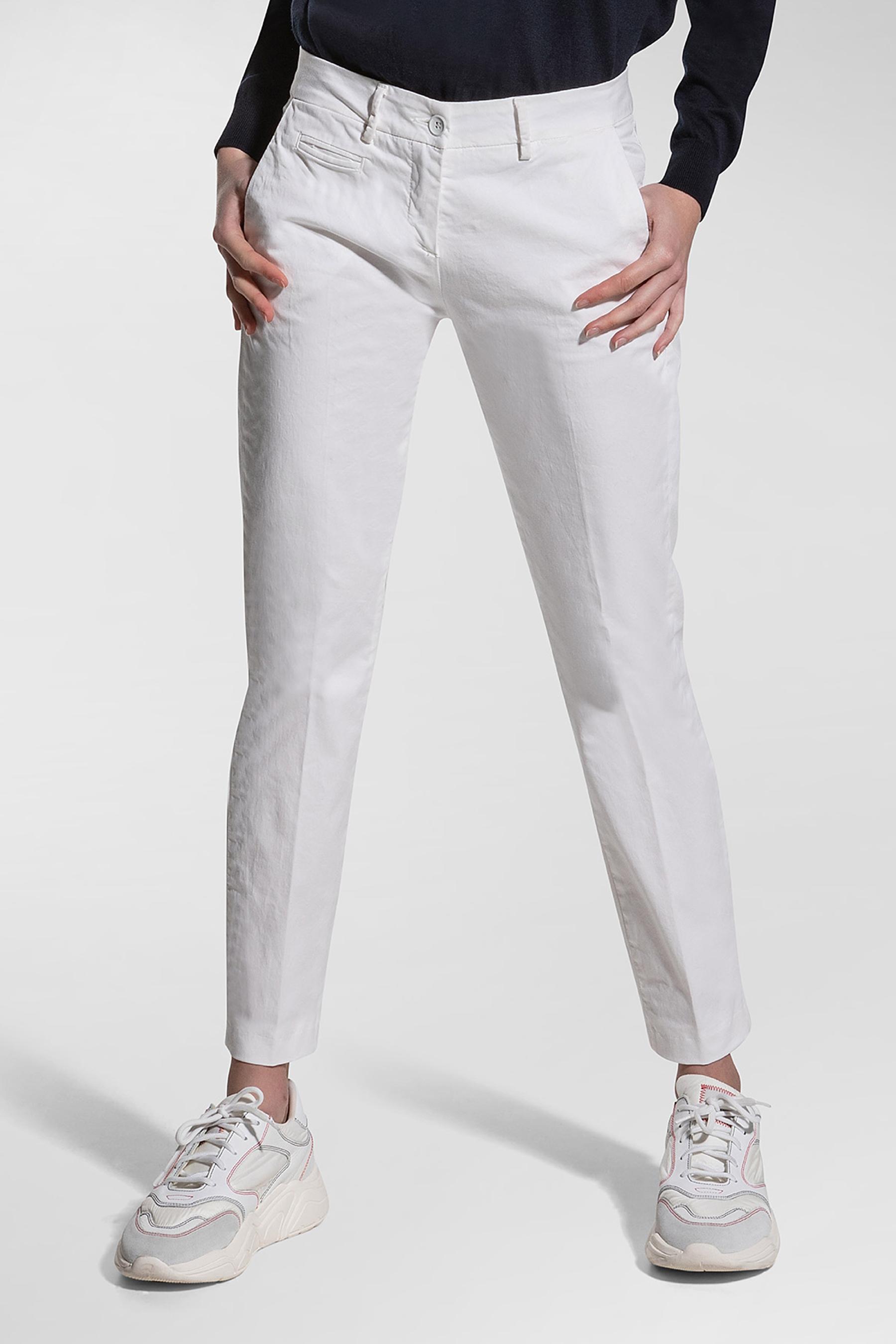 Pantaloni chino in gambardine PEUTEREY   Pantaloni   PED3592BIA