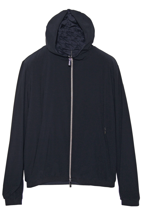 RRD giubbotto city hood rev - blue RRD | Giubbini | 2003260