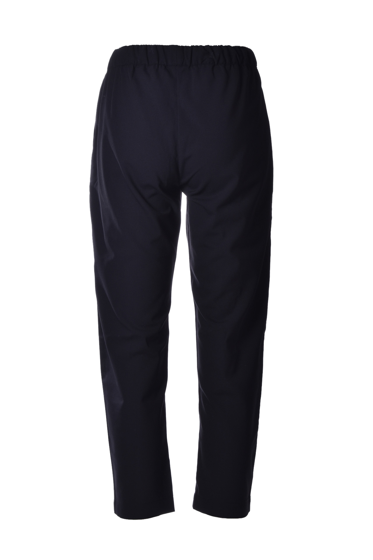 buddy pants with elastic SEMICOUTURE | Trousers | Y0SL01Y69-0