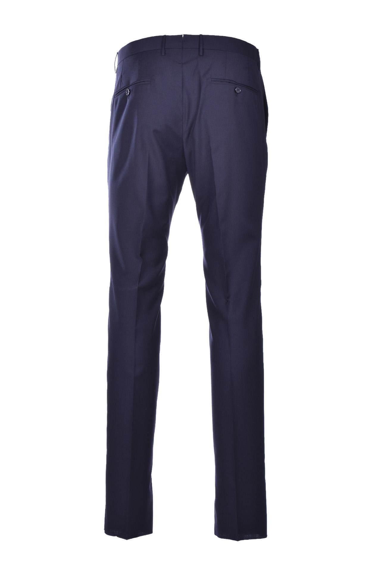 abito da uomo in fresco lana slim fit - blu scuro TAGLIATORE   Abiti   A-DAKAR22K11 12UPZ236B085