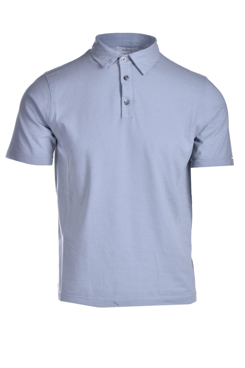 Ice cotton polo shirt ALPHA STUDIO | Polo Shirt | AU 4484/B1272