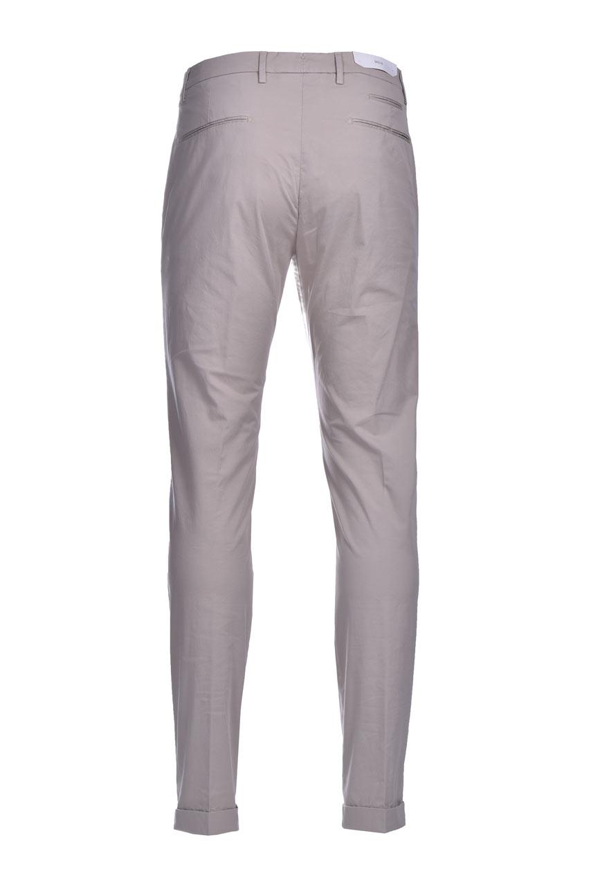 Pantalone chino slim fit con pinces BRIGLIA   Pantaloni   BG07 32112723