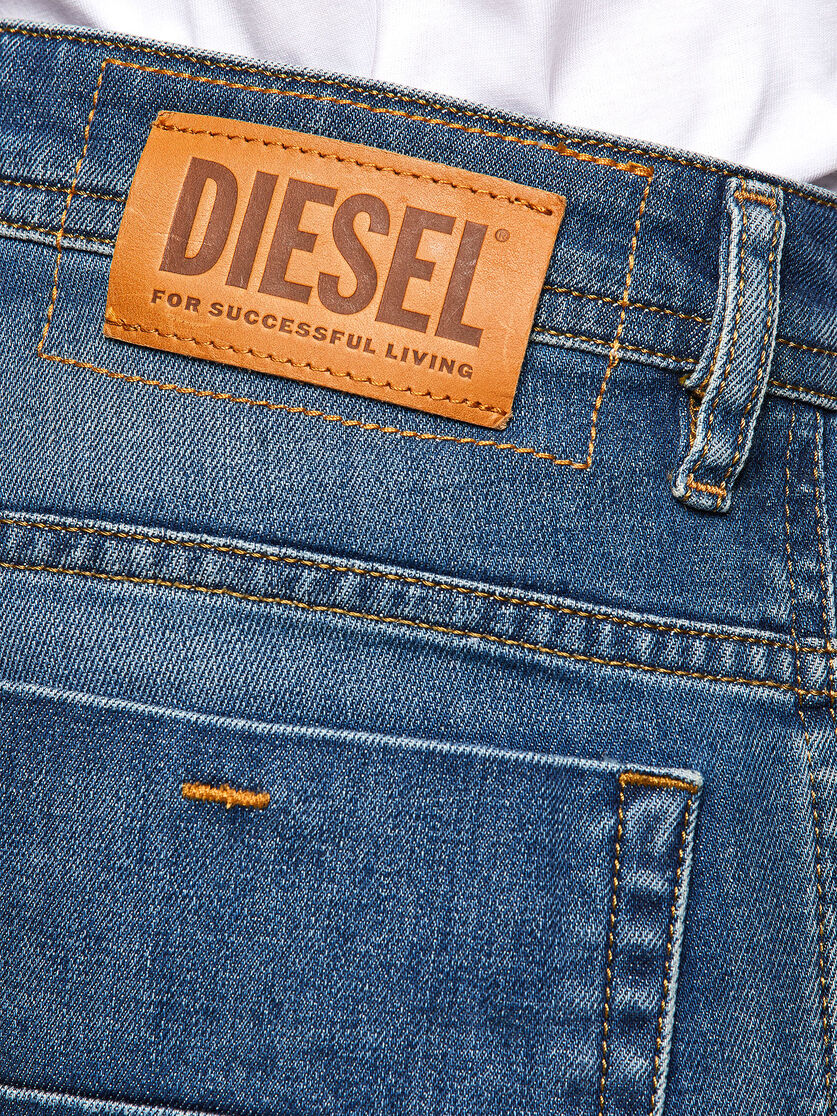 Thommer-x Jeans slim blu medio DIESEL   Jeans   00SB6C 009EI01