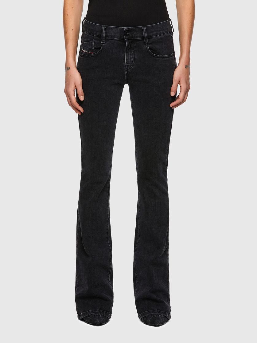 D-ebbey Jeans flare e bootcut nero DIESEL   Jeans   00SMMV 0870G02