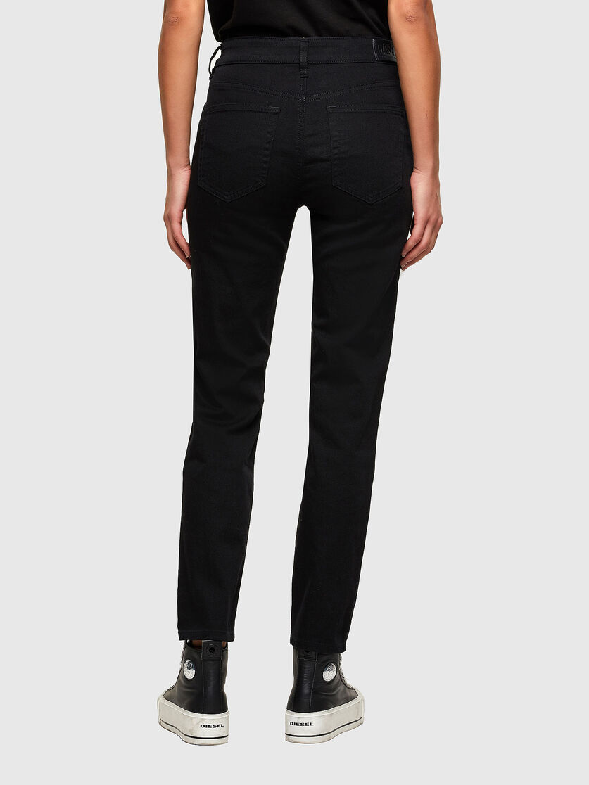 D-Joy Slim jeans with black regular waist DIESEL | Jeans | A00004 009NV01