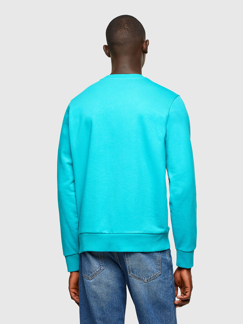 Sweatshirt with D logo application DIESEL | Sweatshirt | A00329 0HAYT5II
