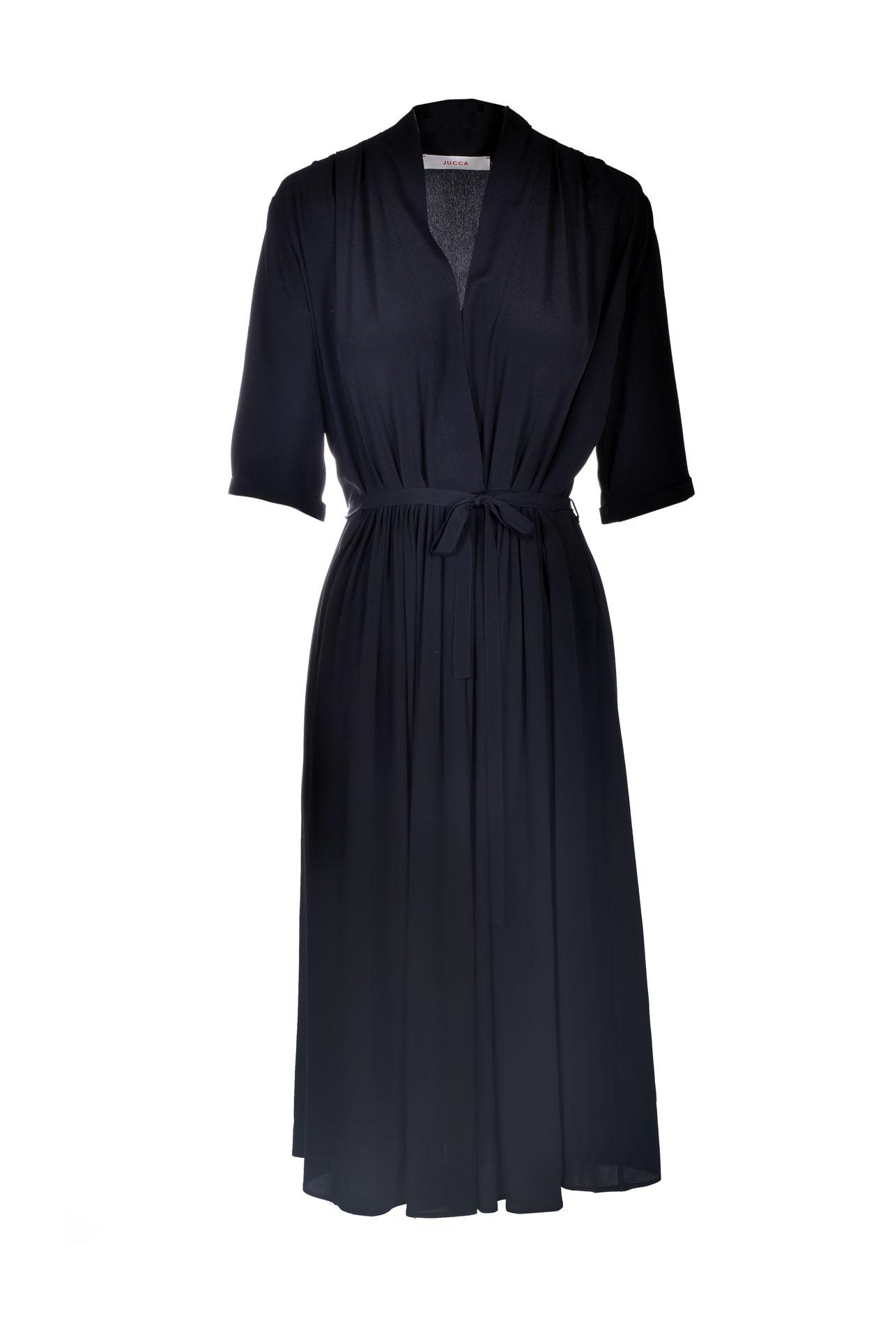 Crepe midi dress with strap JUCCA |  | J3317009003
