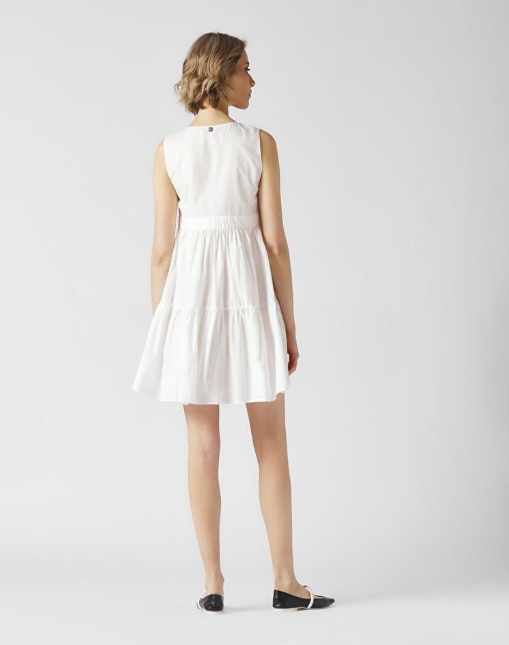 Short dress with sequins MANILA GRACE      A401CUMA043