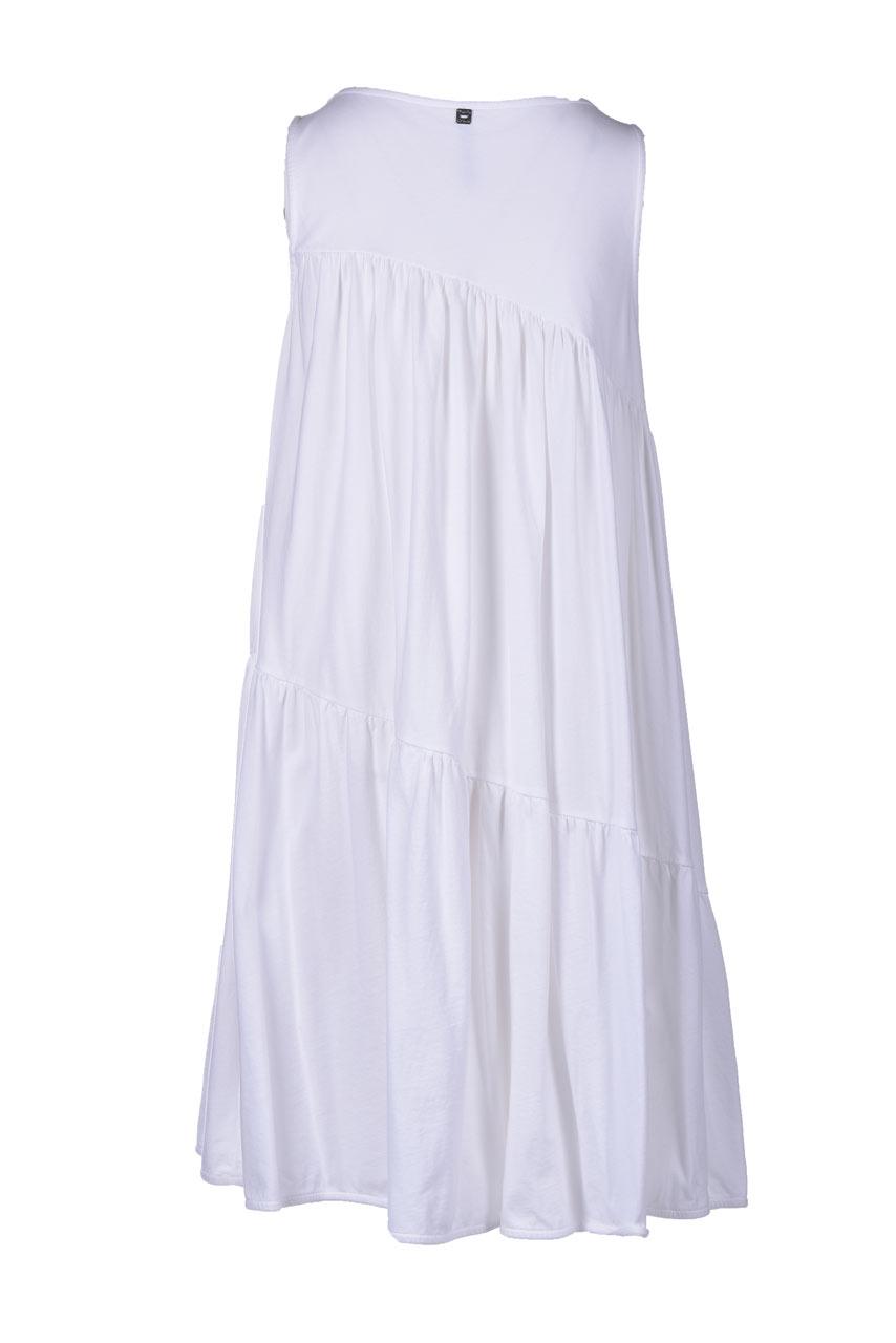 Armhole dress with asymmetrical cuts MANILA GRACE |  | A440CUMA043