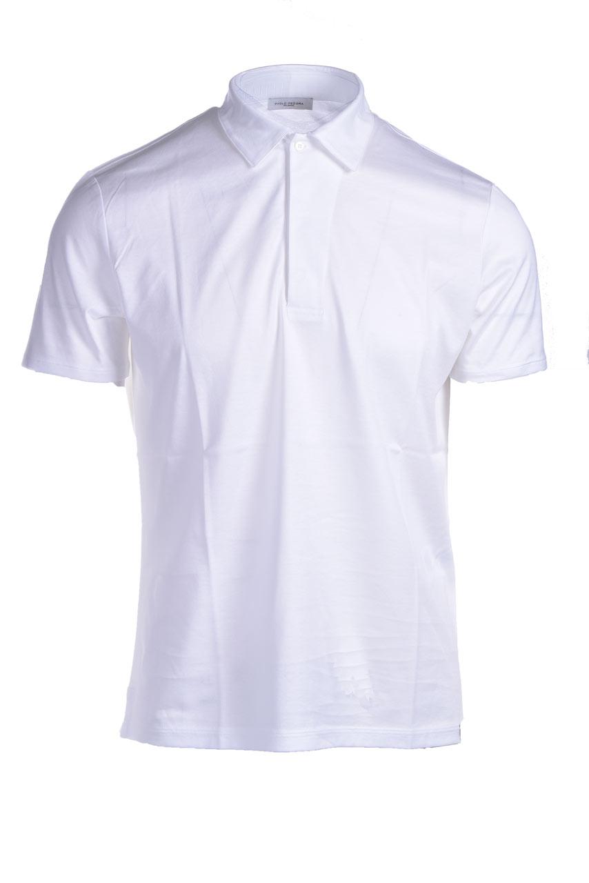 Polo in jersey di cotone PAOLO PECORA | Polo | F051-40541101
