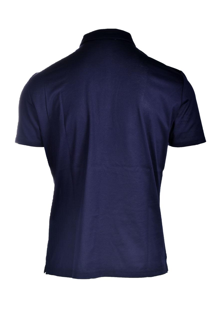Polo in jersey di cotone PAOLO PECORA | Polo | F051-40546685
