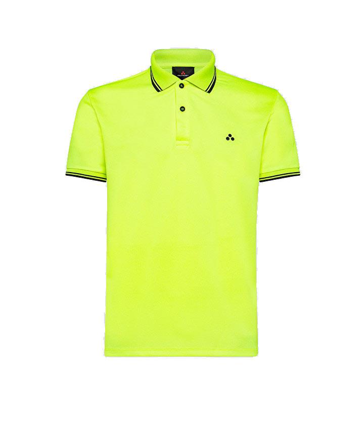 Beni polo shirt in regular fit fluo pique PEUTEREY   Polo Shirt   PEU3943530