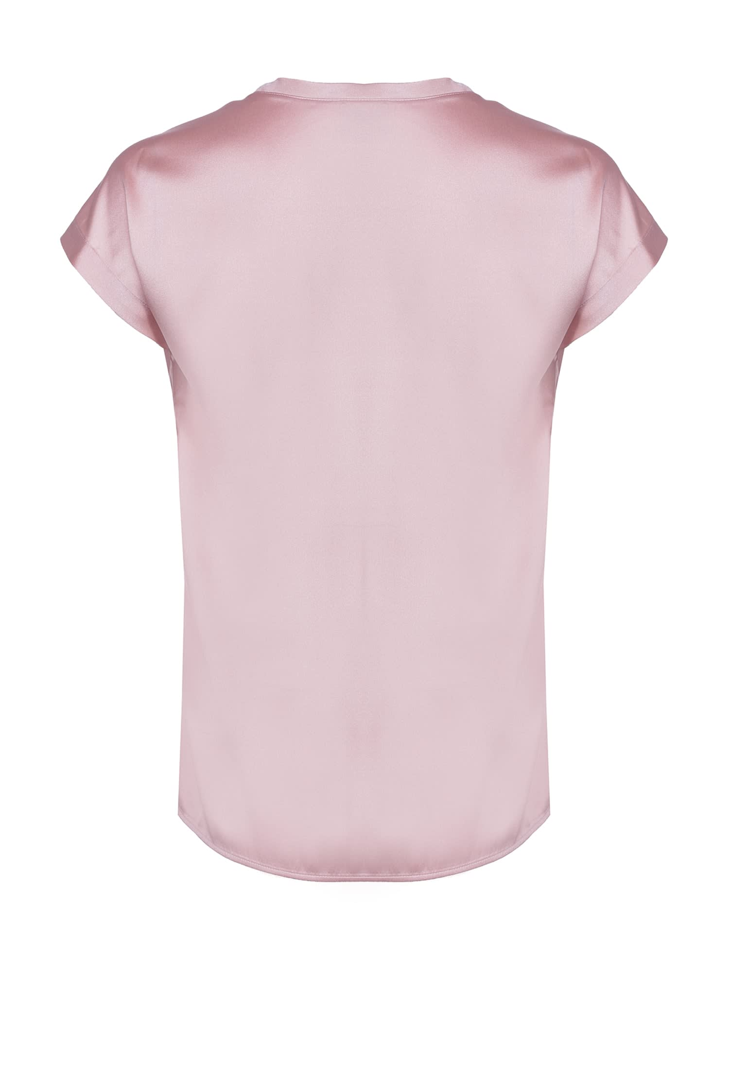 Blusa in satin stretch PINKO | Bluse | 1G15S1-ZR64O53