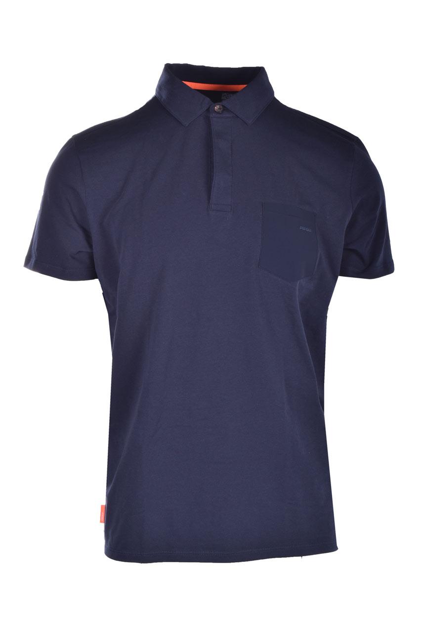 Revo Polo - Cotton jersey polo shirt with lycra pocket RRD | Polo Shirt | 2116460