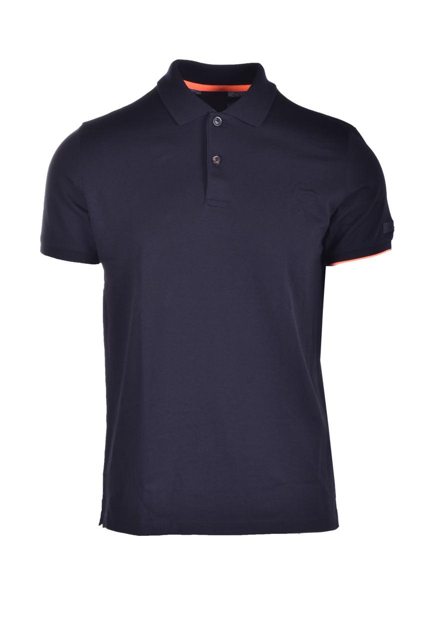 Polo Macro - Polo in jersey di piquet con contrasti RRD | Polo | 2116610
