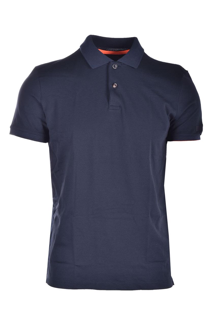 Polo Macro - Polo in jersey di piquet con contrasti RRD   Polo   2116660