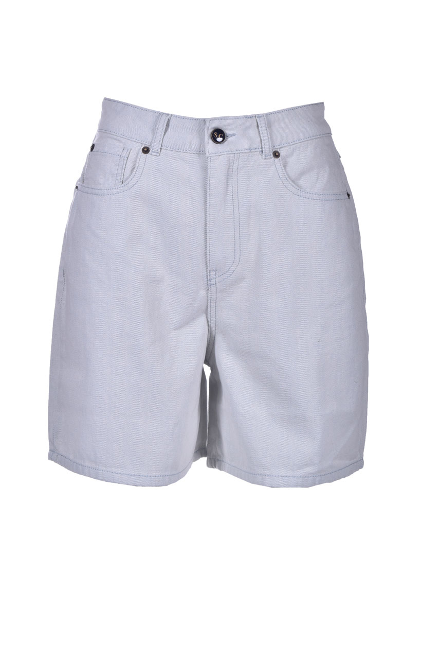 Shorts in denim SEMICOUTURE | Jeans | Y1SY16M21